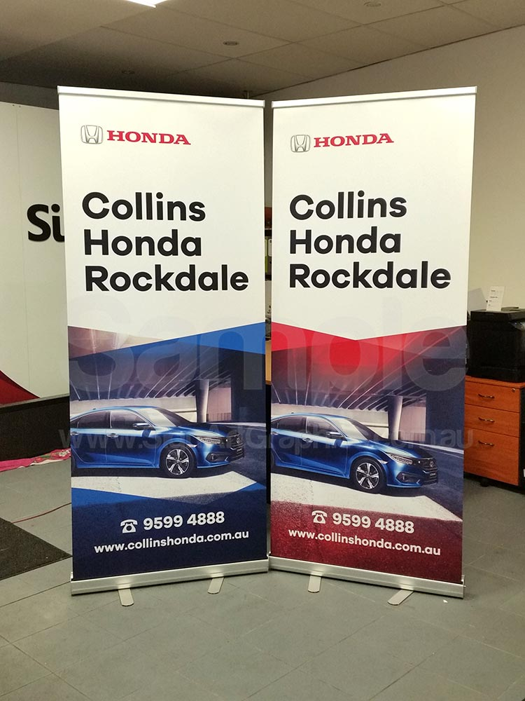 Large Formate Banner